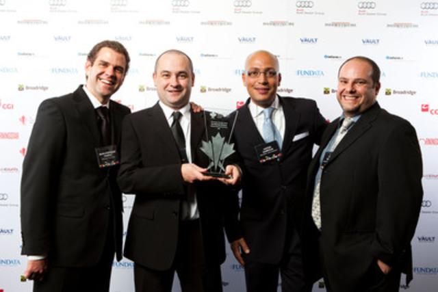 Award Winners (CNW Group/Morningstar Research Inc.)