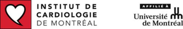 Institut de Cardiologie de Montréal - Affilié à  Université de Montréal (Groupe CNW/Fondation de l'Institut de Cardiologie de Montréal)