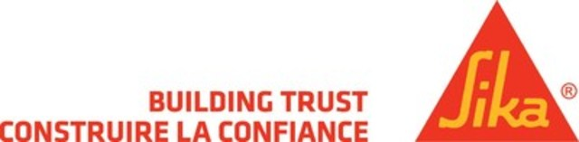 Sika Canada Inc. Logo (CNW Group/Sika Canada Inc)