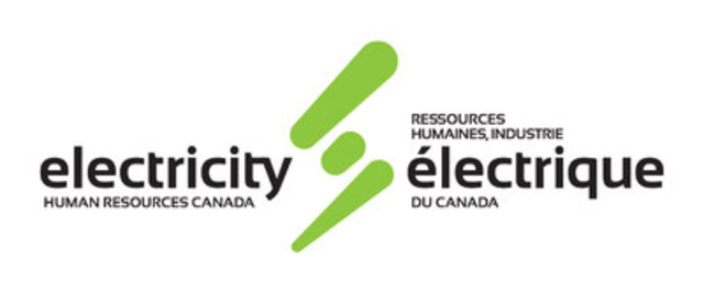 Logo: Electricity Human Resources Canada (CNW Group/Electricity Human Resources Canada)