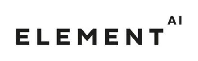 Logo : Element AI (Groupe CNW/Element AI)