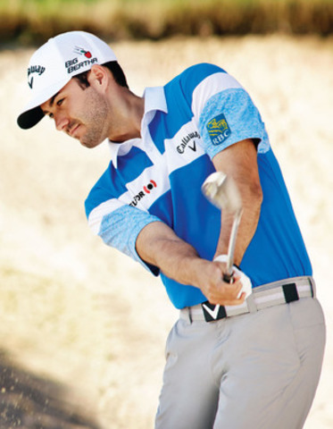 Adam Hadwin joins Team RBC (CNW Group/RBC)
