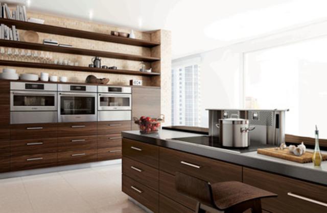 Bosch repousse les limites du design en offrant des électroménagers pour la cuisine entièrement redessinés. Comptant plus de 100 nouveaux appareils, la gamme repensée de Bosch offre un design européen de pointe sur le marché canadien. (Groupe CNW/Bosch Home Appliances)