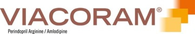 Le logo du produit Viacoram (Groupe CNW/Servier Canada Inc.)