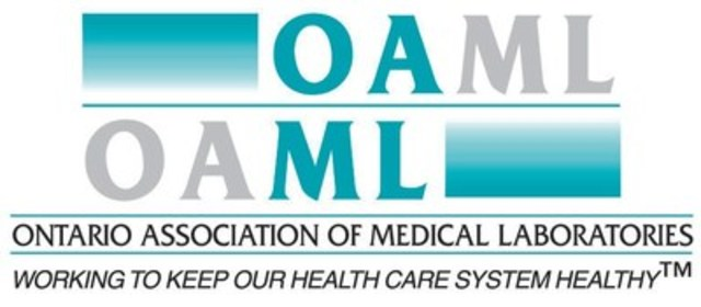 Association of Medical Laboratories (CNW Group/Ontario Association of Medical Laboratories)