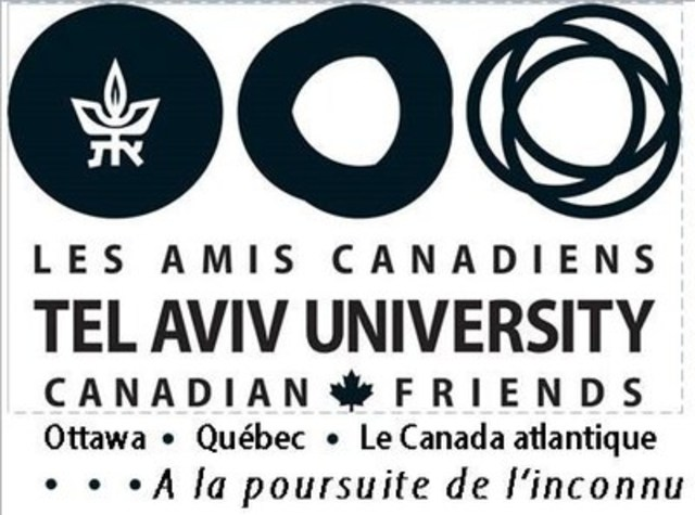 Les Amis Canadiens de Tel Aviv University (Groupe CNW/Canadian Friends of Tel Aviv University)