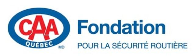 Logo : Fondation CAA-Québec (Groupe CNW/FONDATION CAA-QUEBEC)