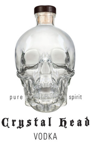 Crystal Head Vodka now available in Ontario. (CNW Group/Globefill Inc.)