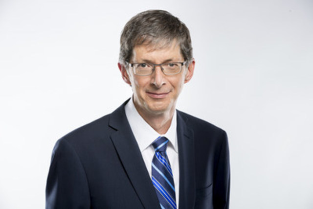 Gaétan Morin, President and Chief Executive Officer, Fonds de Solidarité FTQ (CNW Group/Quebec Mineral Exploration Association (AEMQ))
