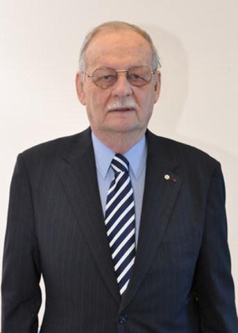 Michel Chrétien, Prix du Québec Wilder-Penfield 2015 © IRCM (Groupe CNW/Institut de recherches cliniques de Montréal (IRCM))