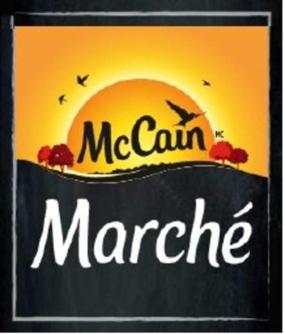Logo : Marché de McCain (Groupe CNW/McCain Foods (Canada))