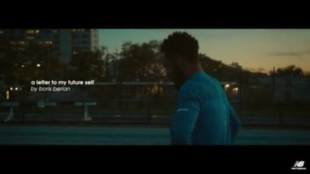 VIDEO: Boris Berian New Balance My Future Self Campaign