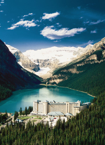 Wave Conference 2013 in beautiful Lake Louise (CNW Group/Alberta Centre for Advanced MNT Products (ACAMP))