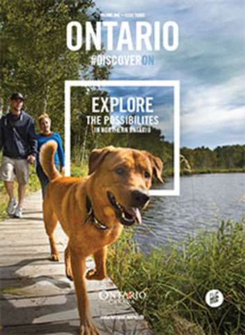 Explore the Possibilities in Northern Ontario (CNW Group/Ontario Tourism Marketing Partnership Corporation)
