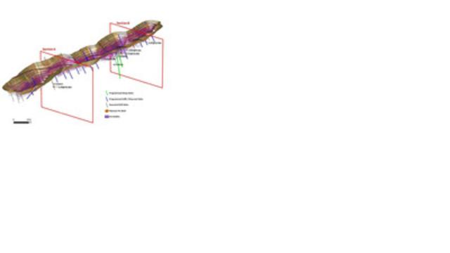 Chega Tudo 3D View (CNW Group/Jaguar Mining Inc.)