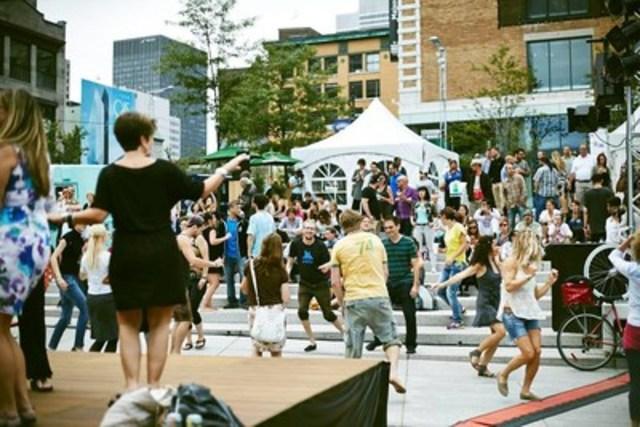 Lunch Beat Montréal (Groupe CNW/Lunch Beat Montréal)