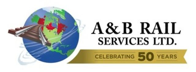 A&B Rail Services (CNW Group/A&B Rail Services)