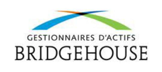 Gestionnaires d'actifs Bridgehouse (Groupe CNW/Gestionnaires d'actifs Bridgehouse)