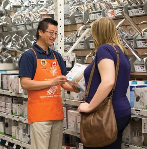 The Home Depot Canada Hiring Nearly 6000 Associates For Spring (CNW Group/The Home Depot Canada)