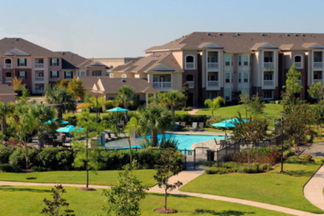 Walker Commons in Houston, Texas (CNW Group/Pure Multi-Family REIT LP)