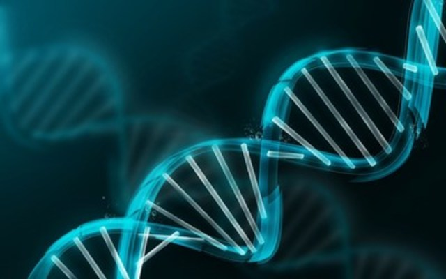 DNA molecule (CNW Group/Immunodeficiency Canada)