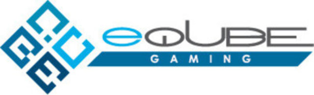 eQube logo (CNW Group/eQube Gaming Limited)