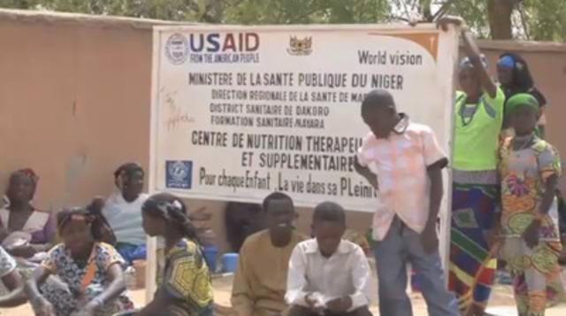 HEALTH CENTER IN NIGER