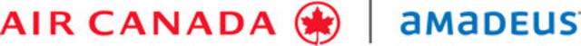 Air Canada and Amadeus (CNW Group/Air Canada)
