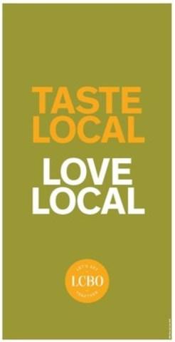 La LCBO est fière de lancer l'édition 2015 de sa campagne Saveurs d'ici, passion d'ici, en coopération avec VQA Wines of Ontario et Wine Country Ontario (Groupe CNW/Régie des alcools de l'Ontario)