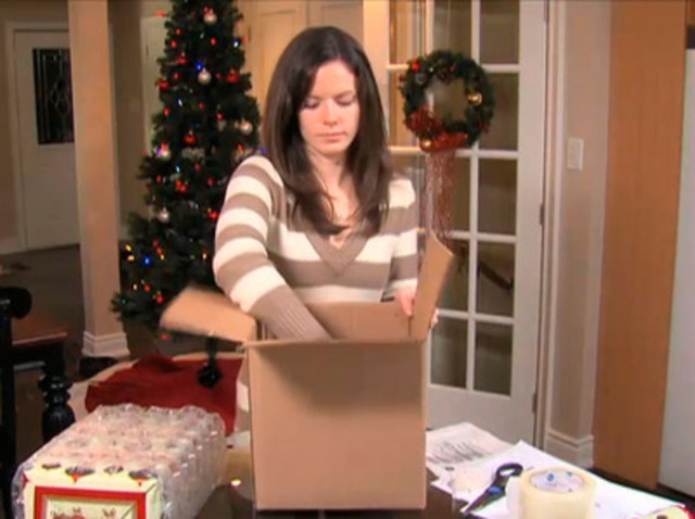Video: Gearing Up for Holiday Shipping Season