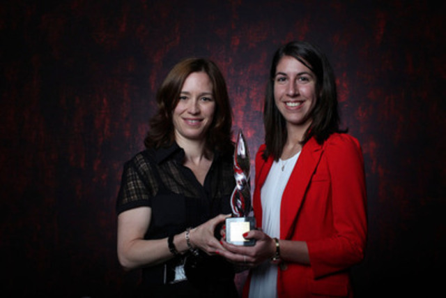 Marketing Communication Gold - CASACOM (CNW Group/Canadian Public Relations Society)