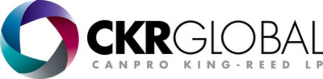 New CKR Global Brand Logo (CNW Group/Canpro Global Services Inc.)