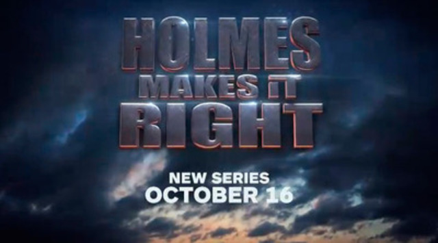 Mike Holmes takes on jobs that would make other contractors run in HGTV Canada's brand new series Holmes Makes It Right, premiering Tuesday October 16th at 9pm ET/PT