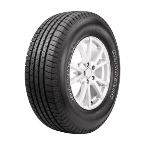 Michelin announced today that it is extending the well-known DEFENDER™ promise of outstanding durable tread life to light trucks, SUVs and crossovers with the launch of the all-new MICHELIN® DEFENDER™ LTX™ M/S™ with EverTread™ compound. (CNW Group/Michelin Canada)