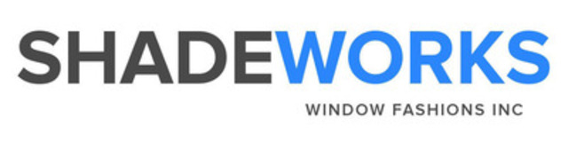 Shade Works Window Fashions logo (CNW Group/Shade Works Window Fashions)