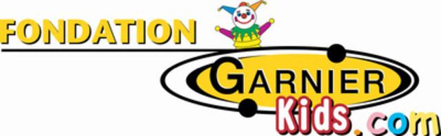 Fondation Garnier Kids.com (Groupe CNW/Fondation GarnierKids.com inc.)