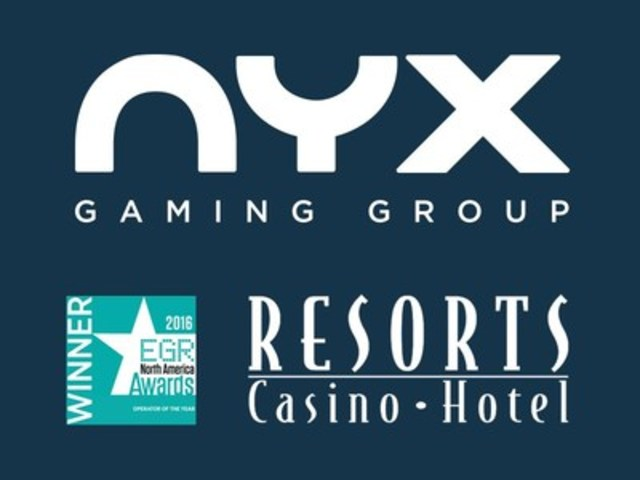 NYX Gaming Group Limited (CNW Group/NYX Gaming Group Limited)