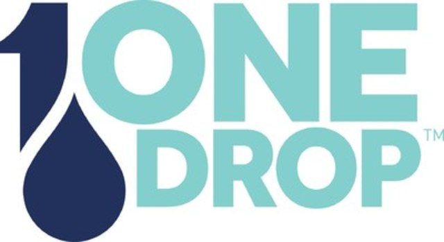 Logo: ONE DROP (Groupe CNW/One Drop)