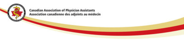 Association canadienne des adjoints au médecin (Groupe CNW/Association canadienne des adjoints au médecin)