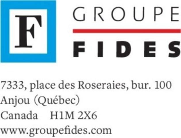 Logo : Groupe Fides (Groupe CNW/Groupe Fides)