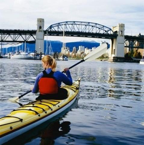 Les prix payés par les voyageurs canadiens pour une chambre dans des hôtels à Vancouver ont augmenté de 11% pour la première moitié de 2015 (Groupe CNW/Hotels.com)