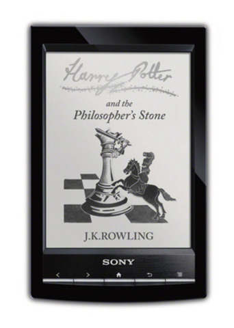 Pottermore, partnered with Sony, is a unique website which builds an exciting and immersive online experience around the Harry Potter books and is the exclusive retailer of the Harry Potter digital eBooks. (CNW Group/Sony of Canada Ltd.)