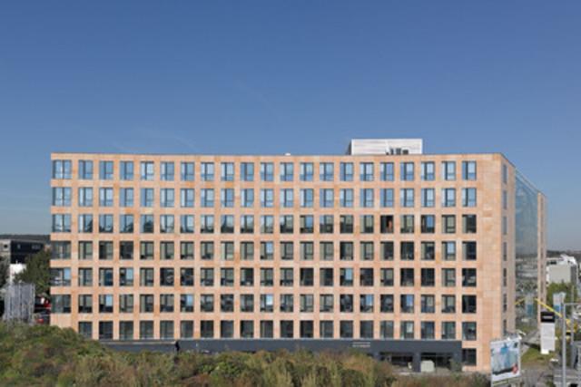 Oasis III, Stuttgart (CNW Group/Dundee International REIT)