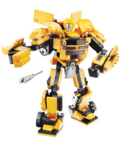 Ensembles de construction Transformers (Groupe CNW/Zellers Inc. - Francais)