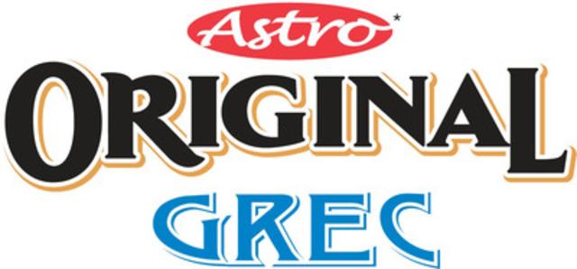 Astro Original Grec Yogourt - Logo (Groupe CNW/Parmalat Canada)