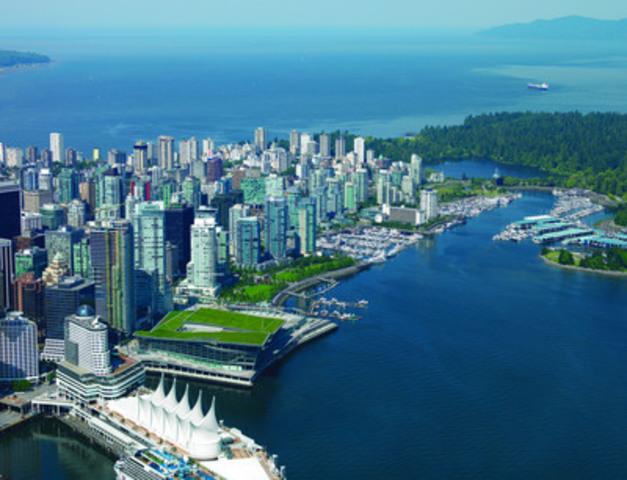 Le Canada sera le pays hôte et Vancouver, la ville hôte quand la conférence TED de renommée mondiale aura lieu au Canada en 2014. Le monde entier reconnaît la beauté sans égal de la ville, la grande qualité de ses lieux, de ses hôtels et de son infrastructure, ainsi que l'hospitalité de sa population. (Groupe CNW/Canadian Tourism Commission)