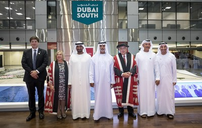 USW Opens Specialist Aerospace Engineering Facility at Dubai South