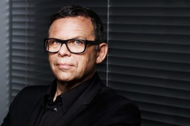 Peter Schreyer, président et chef du design de la Kia Motors Corporation (Groupe CNW/KIA Canada Inc.)
