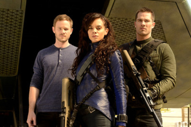 Production Begins on Season 2 of Space''s #1 Original Series KILLJOYS (CNW Group/SPACE)