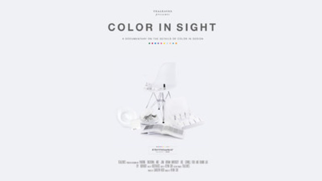 VIDEO: Color In Sight: A Documentary on the Details of Color in Design by TEALEAVES - Trailer